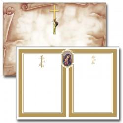 Προγράμματα Κηδειών Διπλά